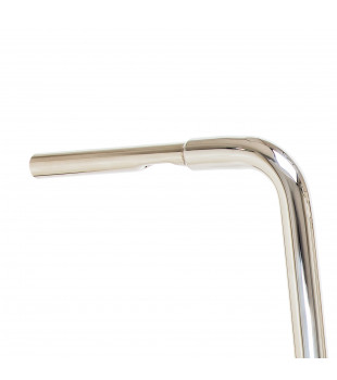 Guidão Ape Hanger Classic Robust Harley-Davidson Heritage, Inox Polido