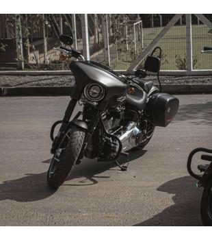 Protetor de Motor Classic - Harley Davidson Softail Sport Glide - Preto