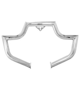 Protetor de Motor King Rhino - Harley-Davidson Road King - Inox Polido