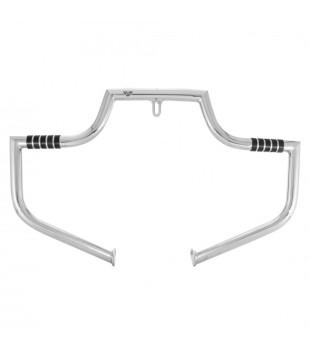 Protetor de Motor Wild - Harley-Davidson Softail Standard - Inox Polido