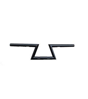 Guidão Z-Bar Classic Slim 4 polegadas de altura - 0A