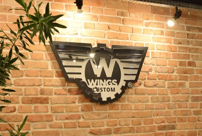 Wings Custom